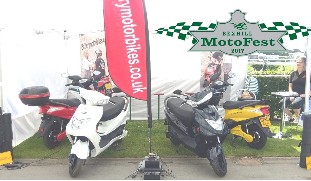 Bexhill Motofest 2017
